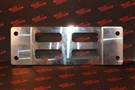2010-2015 Camaro Floor Pan Brace (unfinished) #GMBC-503-PL-UN by Billet Custom
