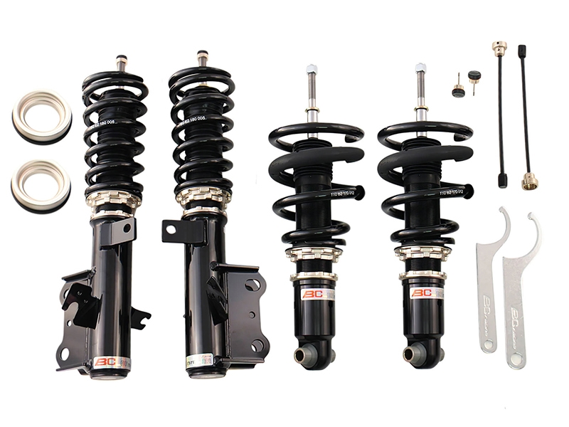 BC Racing BR Series Coilovers (Front & Rear) 4PC :: 2010-2013 Camaro