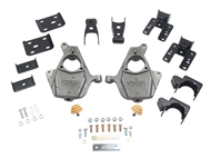 "Belltech Lowering Kit Without Shocks, 2"" Front / 4"" Rear :: 2016.5-2018 Silverado 1500 2WD"