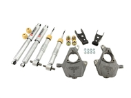 "Belltech Lowering Kit With Street Performance Shocks, 2"" Front / 2""-3"" Rear :: 2014-2015 Silverado 1500 2WD"