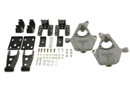 "Belltech Lowering Kit Without Shocks, 2"" Front / 4"" Rear :: 2014-2015 Silverado 1500 2WD"