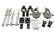 "Belltech Lowering Kit With Street Performance Shocks, 2"" Front / 4"" Rear :: 2014-2015 Silverado 1500 2WD"