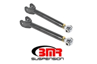 BMR 2016-2018 Camaro Rear Lower Trailing Arms TCA060 - Single Adjustable with Rod Ends - BMR Suspension
