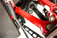 BMR 2016-2021 Camaro Rear Upper Trailing Arms UTCA058 - Non Adjustable with Poly Bushings - BMR Suspension