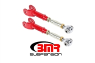 BMR 2016-2020 Camaro Rear Upper Trailing Arms UTCA060 - Fully On-Car Adjustable with Rod Ends - BMR Suspension