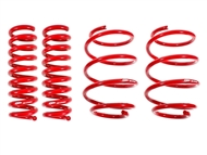 BMR Suspension Lowering Springs - Performance Version :: 2016-2020 Camaro SS & ZL1