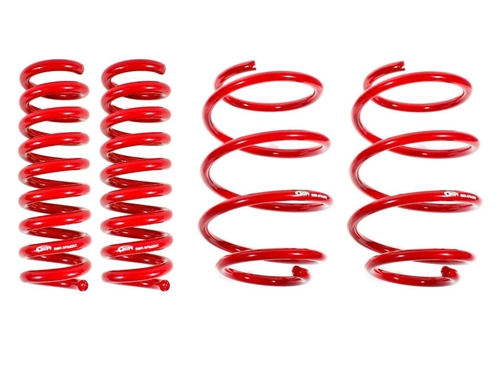 BMR Suspension Lowering Springs - Performance Version :: 2016-2019 Camaro SS & ZL1