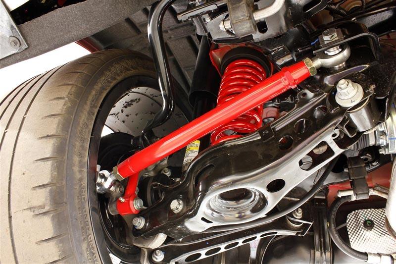 BMR Adjustable Rear Toe Rods :: 2016-2018 Camaro
