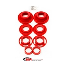 BMR Camaro Rear Cradle Bushing Set (Polyurethane, Street Kit) #BK040 - Fits all 2010, 2011, 2012, 2013, 2014 & 2015 Camaro models