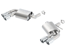 2016-2020 Camaro Borla ATAK Exhaust 11921 Axle-Back