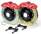 2010 2011 2012 2013 Camaro SS BREMBO® Package - 6 Piston Front GT Brake Upgrade and Rear Sport Rotors