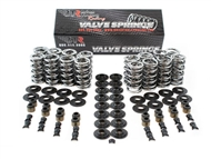 "2010-2015 Camaro SS / ZL1 .660"" Lift Platinum Valve Spring Kit with Steel Retainers for LS3 / LSA Engine #SK001 by BTR"