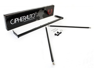2010-2015 Camaro Harness Bar in Silver or Black by CipherAuto