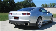 Corsa 14976 2010-2015 Camaro Cat Back Exhaust RSC Technology