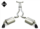 2010 2011 2012 2013 2014 2015Camaro SS Corsa Cat-Back Exhaust #14952BLK