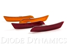 Diode Dynamics Amber/Red Sidemarkers 2016-2021 Camaro