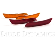 Diode Dynamics Amber/Red Sidemarkers 2016-2019 Camaro
