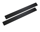 2011-2015 Camaro Convertible GM Black Powder Coated CAMARO Door Sills