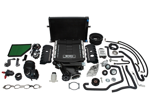 Edelbrock E-Force Supercharger 2650 Tuner Kit - 2016-2018 Camaro SS Manual Transmission