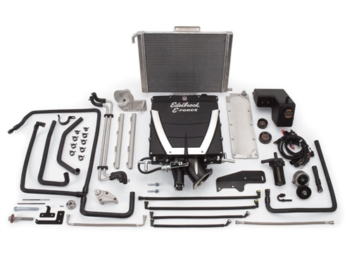 Edelbrock E-Force Supercharger #1599 - Stage 3 / Pro Tuner Kit :: 2014-2015 Camaro 6.2L V8 (LS3 Manual)
