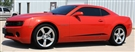 Rocker Spike Vinyl Graphic :: Fits all 2010-2015 Camaro models