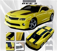 Bee 2 Vinyl Graphic :: Fits all 2010-2015 Camaro models