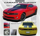 Blackout Vinyl Graphic :: Fits all 2010-2013 Camaro models