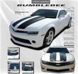Bumblebee Vinyl Graphic :: Fits all 2010-2015 Camaro models