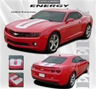 Energy Vinyl Graphic :: Fits all 2010-2013 (& 14'-15' V6) Camaro models