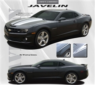 Javelin Vinyl Graphic :: Fits all 2010-2015 Camaro models