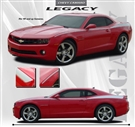 Legacy Vinyl Graphic :: Fits all 2010-2015 Camaro models