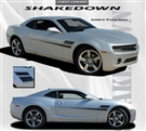 Shakedown Vinyl Graphic :: Fits all 2010-2015 Camaro models