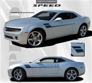 Speed Vinyl Graphic :: Fits all 2010-2015 Camaro models