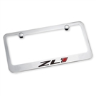 2012-2021 Camaro ZL1 License Plate Frame Chrome