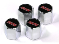 "Camaro ""SS"" Valve Stem Caps #SC3-XA271 - fits all 2010-2015 Camaro models"