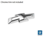 Empire Polished Bowtie Rear Emblem Insert :: 2010-2013 Camaro