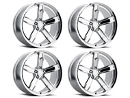 Factory Reproductions IROC Wheels Chrome - fits all 2010-2018 Camaro SS, LS, LT, RS, non-RS, 1LE & ZL1 Models