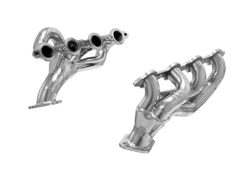 Flowmaster Shorty Header, Stainless Steel, CARB Certified - 2010-2015 Camaro SS