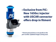 Fuel Injector Clinic 180lb 1650cc Injectors 2010-2015 Camaro SS & ZL1 IS303-1650H