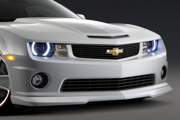 Painted Front /& Rear Emblems RS SS LS LT ZL1 2010-2013 Camaro Pre