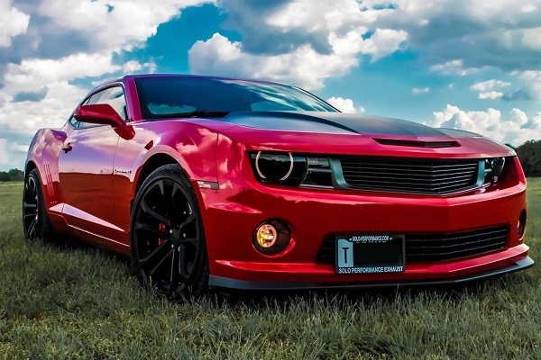 2012 Camaro Zl1 For Sale >> GM Heritage Grille 92208704 for the 2010 2011 2012 2013 Camaro Parts Accessories