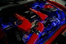 Phastek 2010 2011 2012 2013 Camaro Illuminated Engine Cover