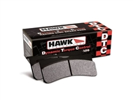 2010 2011 2012 2013 2014 2015 Camaro SS/1LE /ZL1 Hawk Performance DTC-70 Rear Brake Pads #HB194U.570