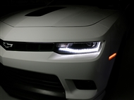Hero Headlights 2014-2015 Camaro 5HLDRL