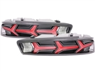 Hero Red Tail Lights 2016-2018 Camaro 6STC