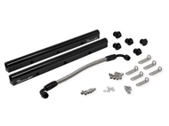 Holley Sniper Manifold Black Fuel Rail Kit :: 10-15 SS & 14-15 Z28