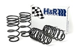"H&R Lowering Springs - 1.4"" Front, 1.3"" Rear - 2010-2015 Camaro SS"
