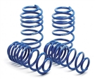 "H&R Lowering Springs - 1.8"" Front, 1.7"" Rear :: 2012-2015 Camaro V6"