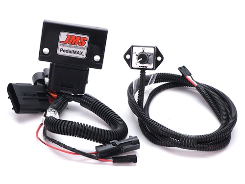 "JMS ""PEDALMAX"" Throttle Controller :: 2016-2018 Camaro V8, V6, & Turbo 4 cyl"