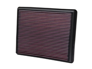 K&N Air Filter Replacement :: 2014-2019* Silverado 4.3L & 5.3L